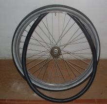 ruota bicicletta
